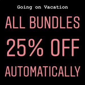 VACATION SALE